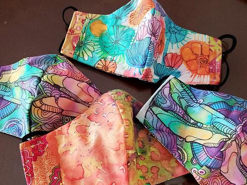 Watercolor Masks