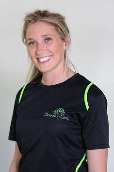 Katie Greenwood - Clinic Director