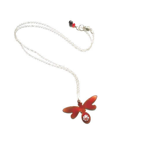 Doodlebug Necklace