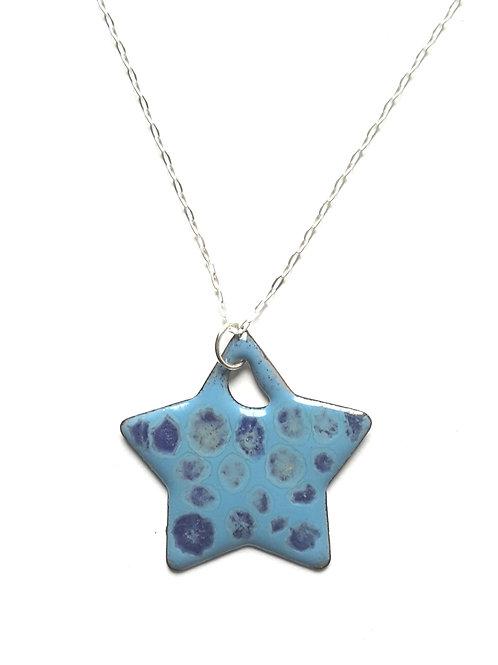 Bubble Star Necklace