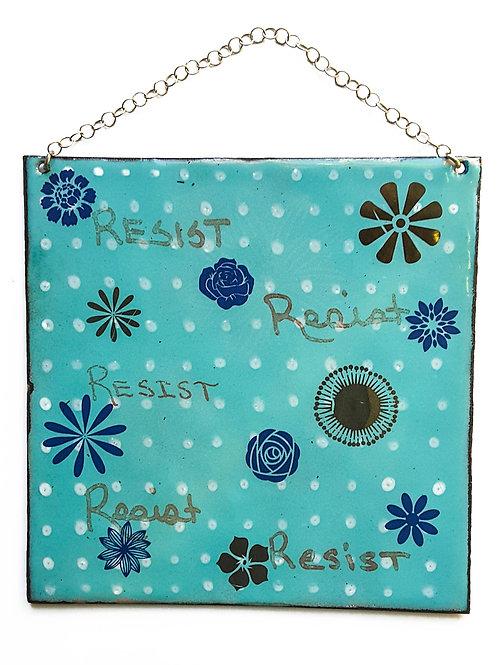 RESIST enamel plaque