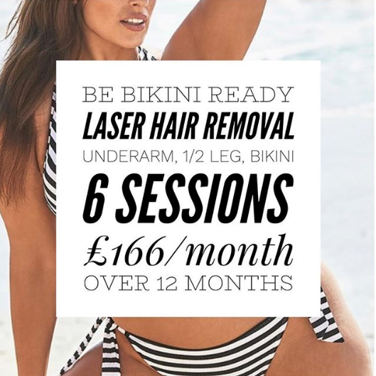 Laser Hair Removal Finance