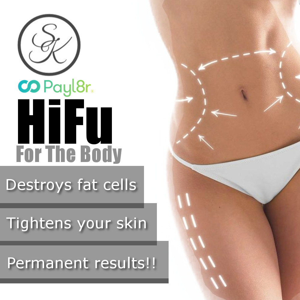 HiFu Body Fat Removal