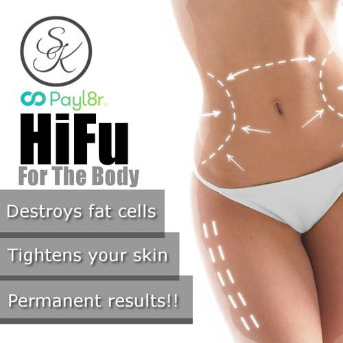 HiFu Body Fat Removal