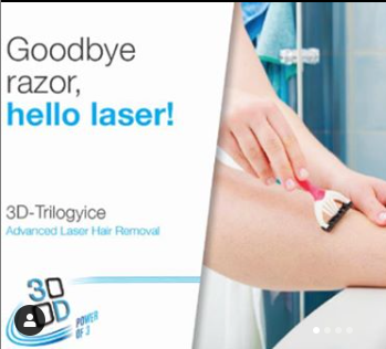 Trilogyice Laser Hair Removal