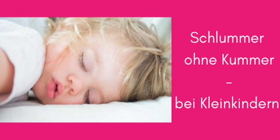 Schlummer ohne Kummer bei Kleinkindern (mit Denise Piecha von WINZIGgross Familienberatung)