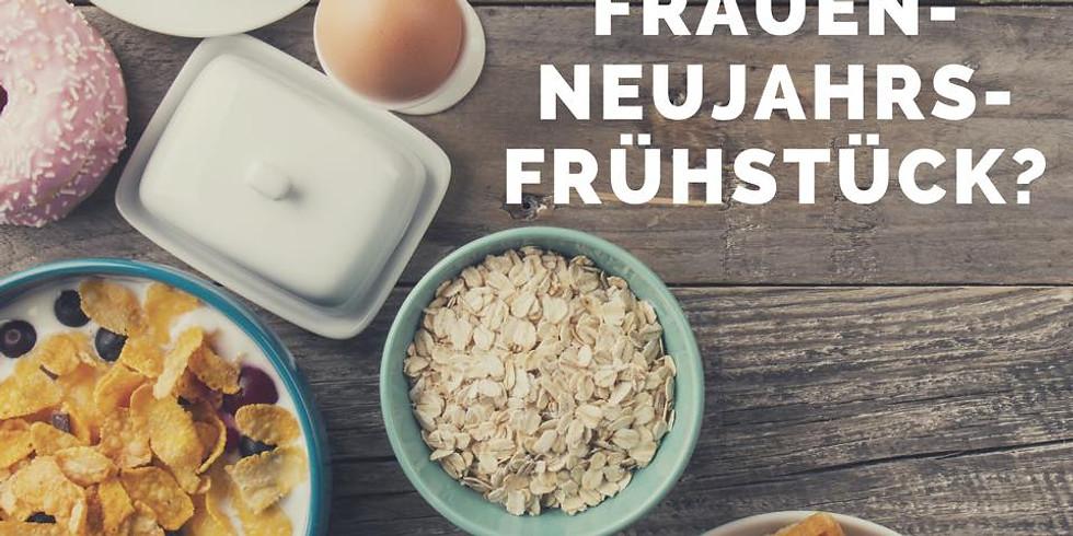 Frauen Neujahrs Netzwerk Frühstück