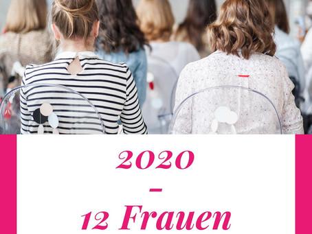 2020 - 12 Frauen