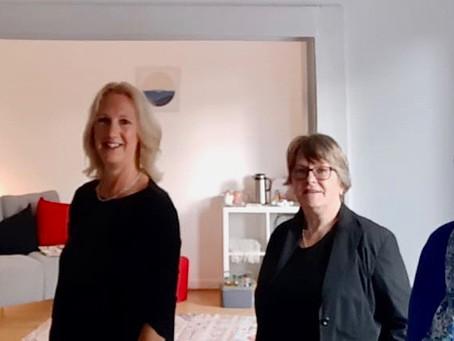 4 bei mir - Das Unternehmerinnen-Blind-Date im September