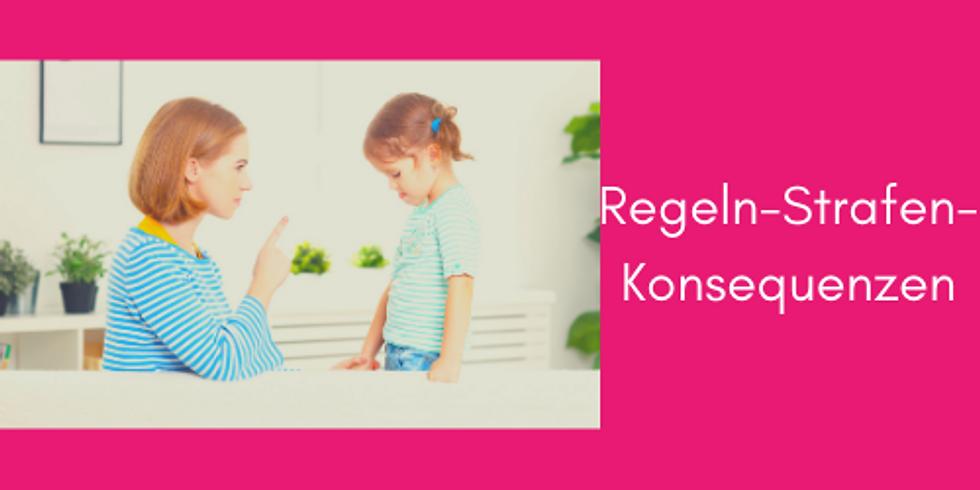 Regeln-Strafen-Konsequenzen (mit Silke Hohmann, FamilienLeben.Ruhr)