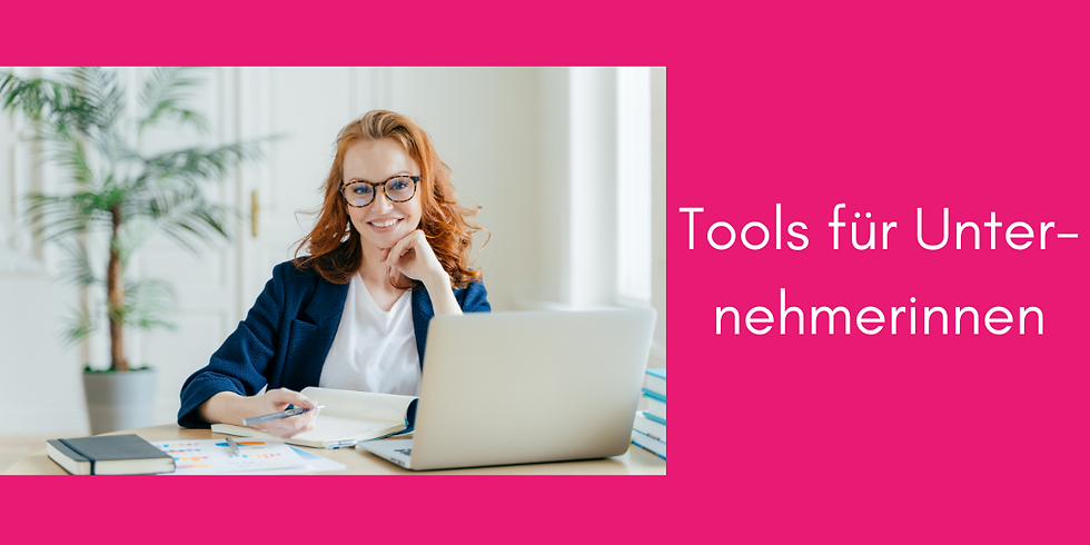 ZOOM: Tools für Unternehmerinnen
