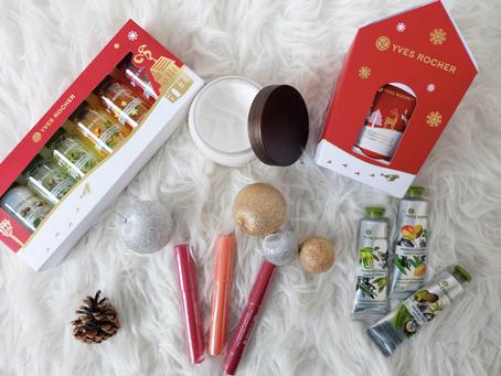 Des mini cadeaux de Noël à offrir (Yves Rocher et Sephora)