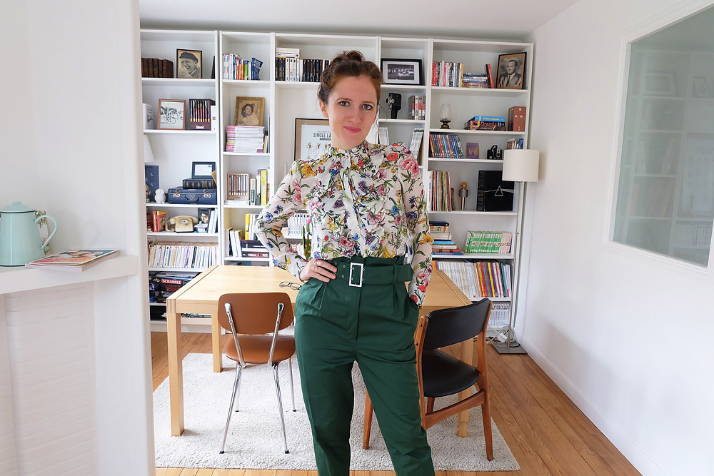 blog blogueuse Mood of the City - Look H&M mode fashion