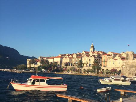 Korčula, Croatie : l'île de beauté