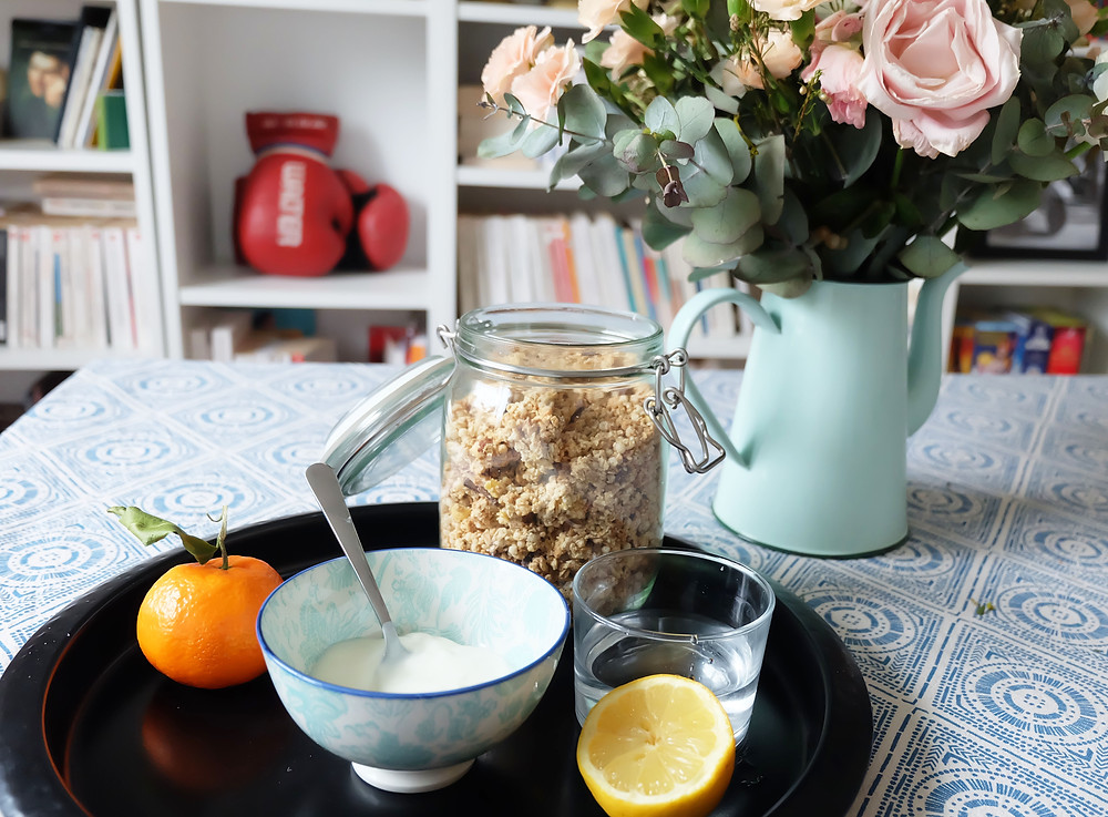 Mood of the City - morning routine - blogueuse blog