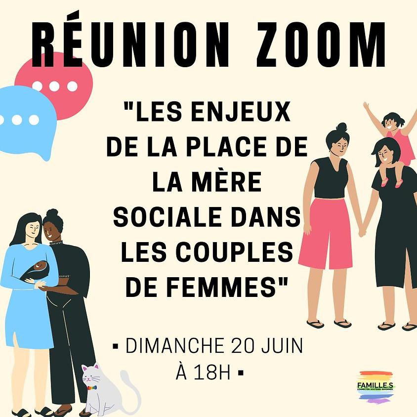 ZOOM #6 / Les enjeux de la place de la mère sociale dans les couples de femmes