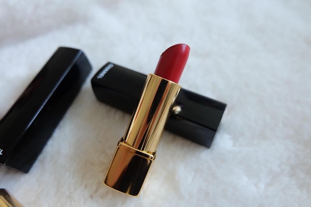 Rouge à lèvres Allure de Chanel teinte 98 Coromandel