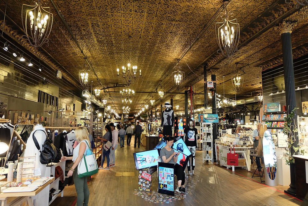 New York - Mood of the City - Marie-Clémence - Broadway Market & Co