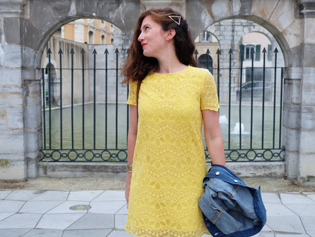 Let the sunshine in : look