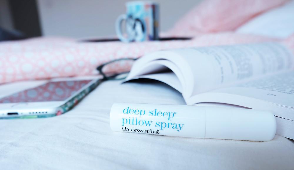 Deep Sleep Pillow Sprayde This Works