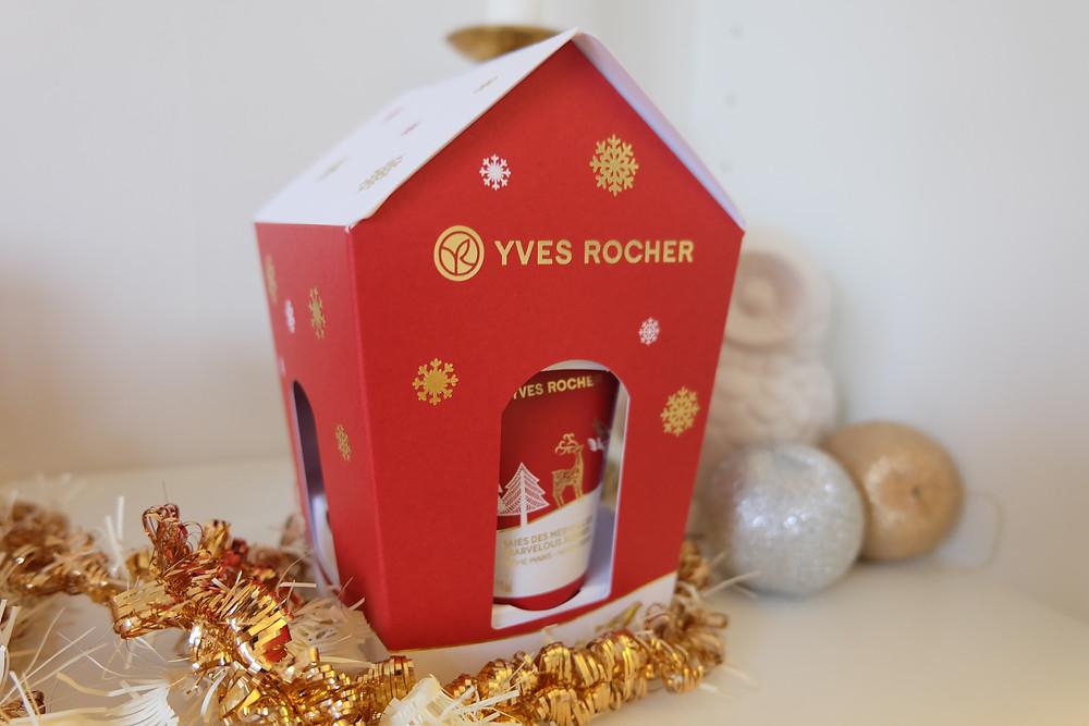 Maisonnette Noël Baies des Merveilles Yves Rocher : 9,95€
