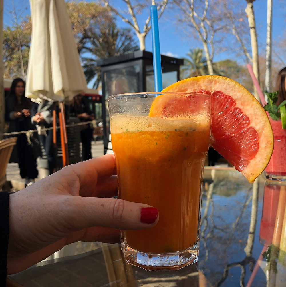 Brunch & Cake Barcelone Mood of the City