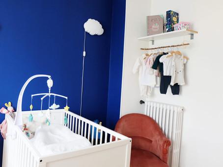 Baby room tour : la chambre de Charlie