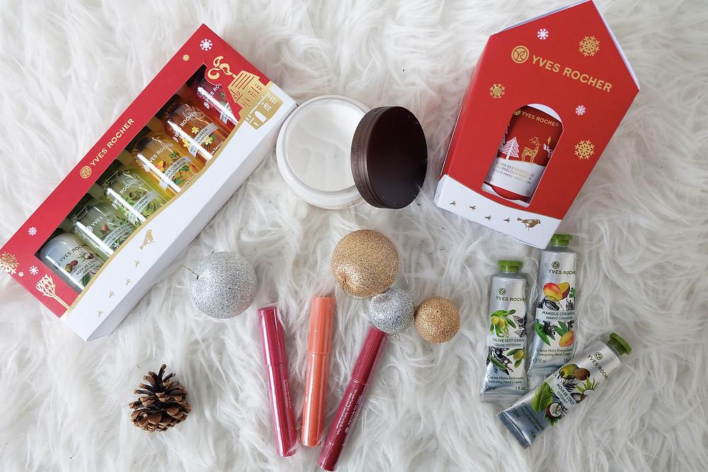 Kit Noël Crayons Lèvres Eclat Yves Rocher : 15,90€