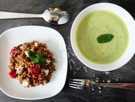 2 recettes veggies simples et délicieuses