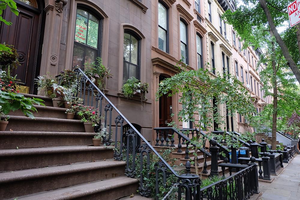 New York - Mood of the City - Marie-Clémence - Perry Street