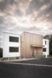 Cryer & Coe, white box, composite glazing, Ashton, Bristol, balcony, modern, clean contemporary design