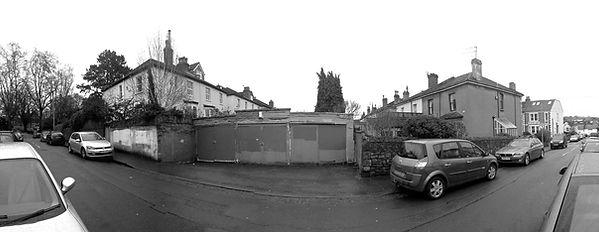 St Andrews, Bristol, Garage cnversion, Bristol architects, redland, Glouceste Road, New house, Bristol housing, Garage site