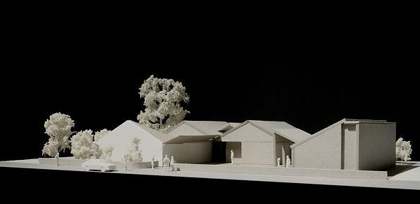 Poplar Play, Nusery, London, Tower Hamlets, Day Care, Barn, Architect model, new play room