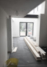 Roof top extension, loft conversion, bristol, bristol loft, Redland, Clifton, house, refurbishment