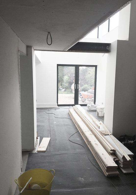 Roof top extension, loft conversion, bristol, bristol loft, Redland, Clifton, house, refurbishment