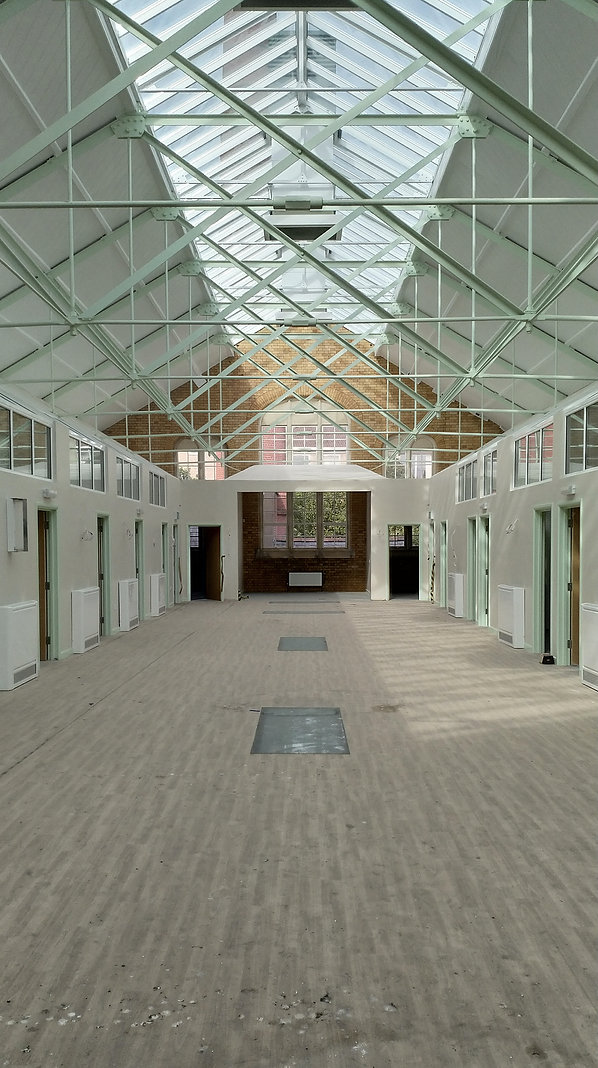 Bristol North Baths, Gloucester Road redvelopment_Cryer & Coe Architects