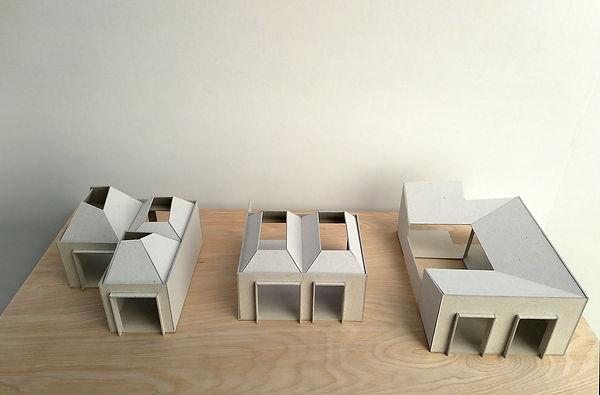 rear extension, bristol, bristol extension, modern extension, courtyard extension, funnel, rooflights, henleaze, redland