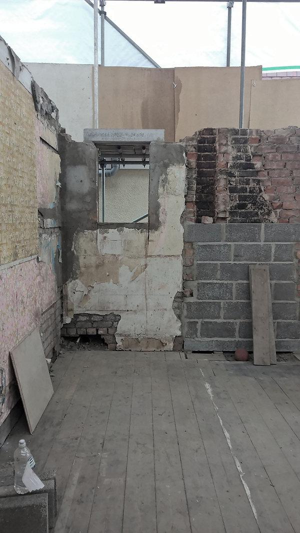 Bristol, loft conversion, bristol loft, roof conversion, southville, stackpool road, stonework, velux, pitched loft