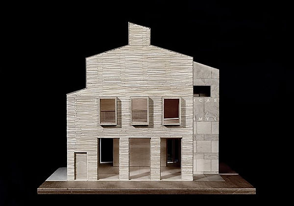 Edinburgh Arts Centre, ASL, Competition, brick, contemporary design