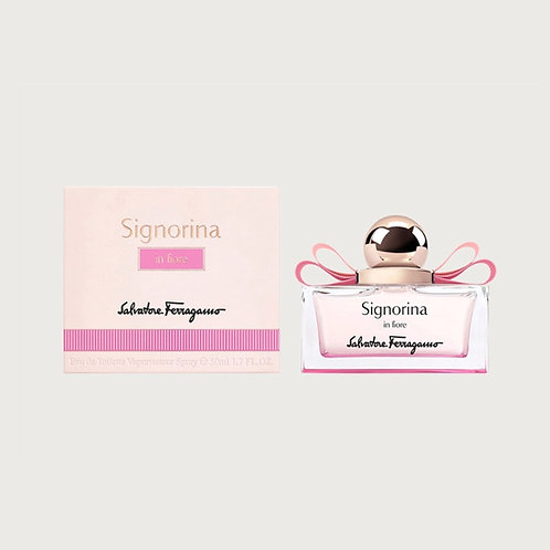 Salvatore Ferragamo In Fiore Eau de Toilette 100 Ml