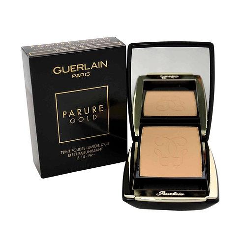 Base de maquillaje en polvo Guerlain Parure Gold 02 Beige