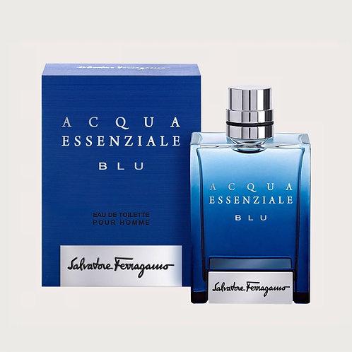 Salvatore Ferragamo Acqua Essenziale Blu Eau de Toilette 100 Ml