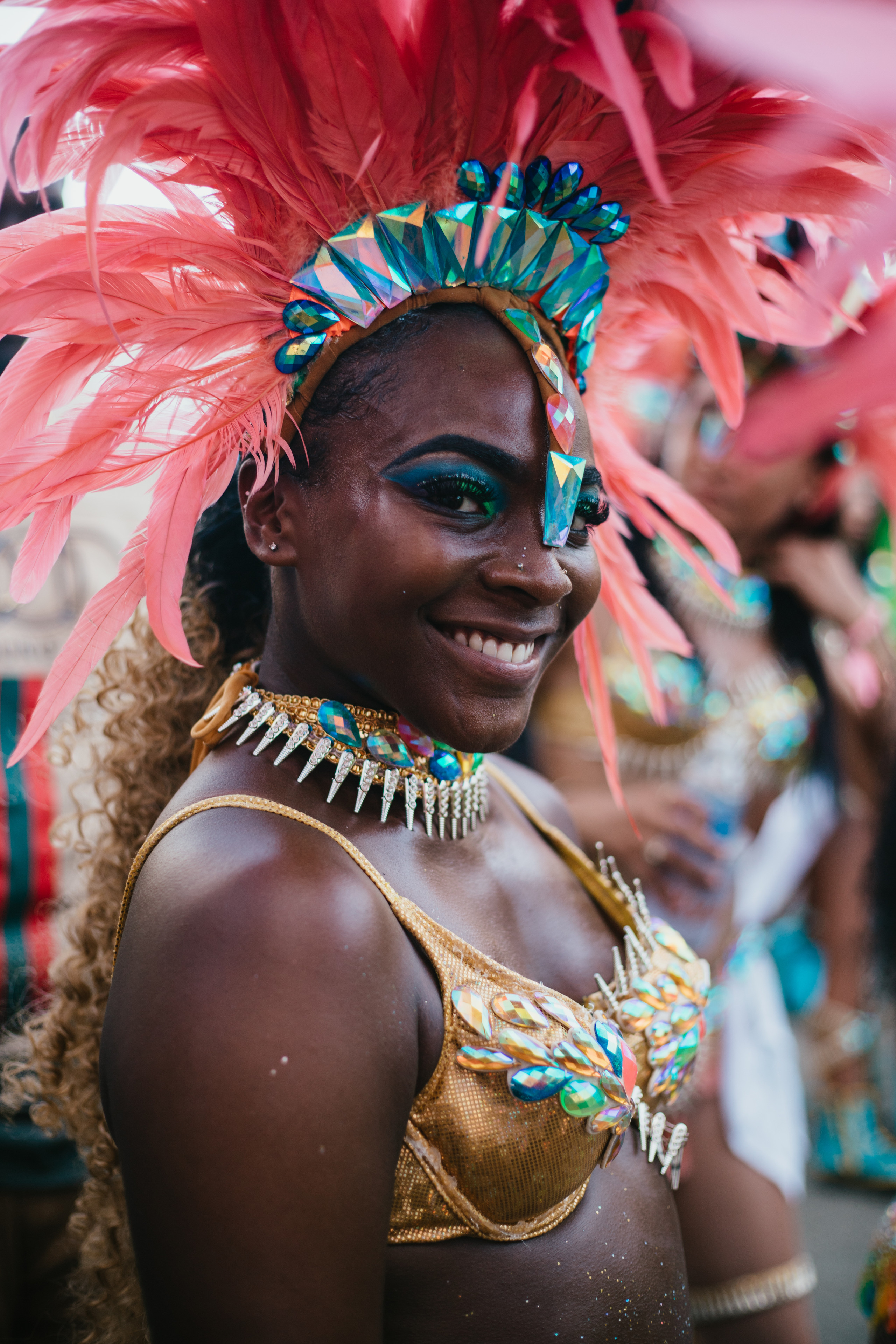 Carnival Parade on St. Croix in the Virgin Islands |Fete in the Street | On the Road | St. Croix Wedding Photographer | St. John Wedding | Carnival Feathers | Caribbean Troupes | Carnival Parade| Charlotte Amalie | Rhinestones and Feathers | Destination Wedding Photographer | Traveling Photographer | Kitchen Prep | Rad Couples | St. Thomas | Island Vibes | Soca Music Dancing| Virgin Islands| Meredith Zimmerman Photography