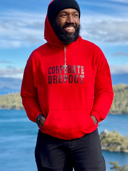 Corporate Dropout Hoodie