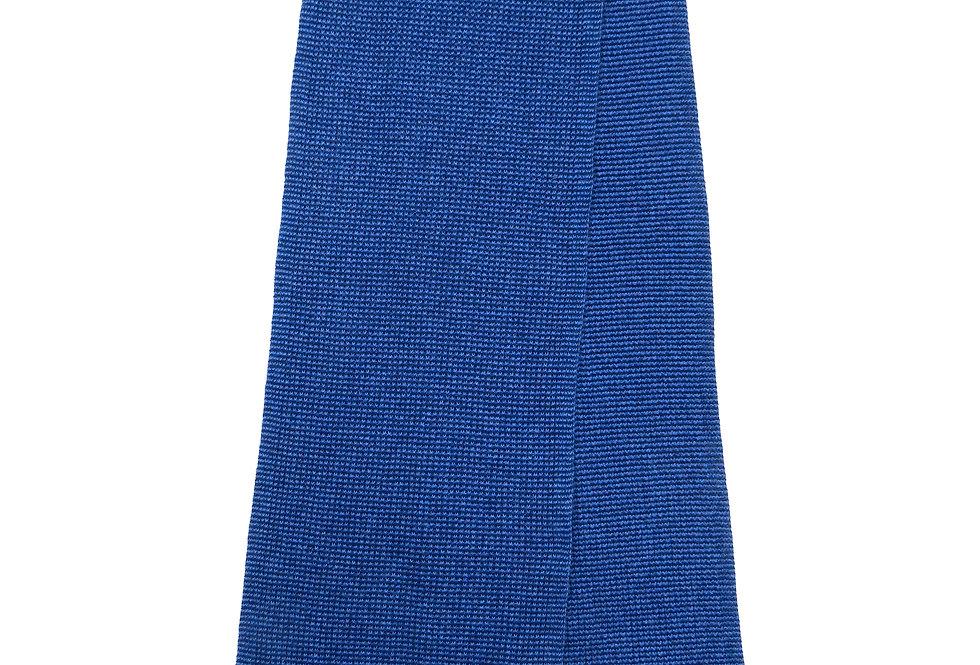 Spensa Cashmere Scarf  Blue - Navy