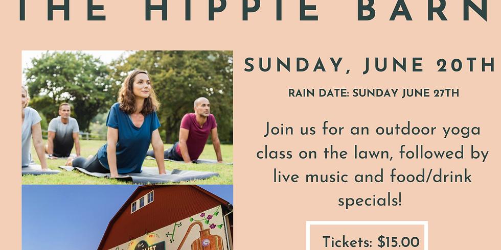 Summer Solstice at The Hippie Barn
