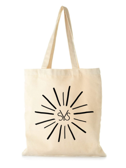 SYS Canvas Tote