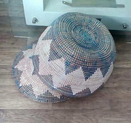 Panier décoratif africain