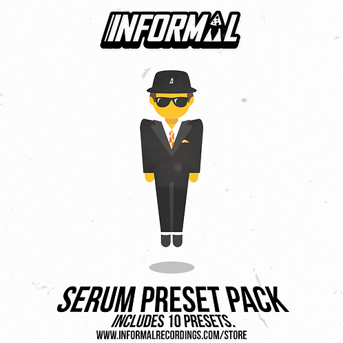 INFORMAL SERUM PRESETS 2