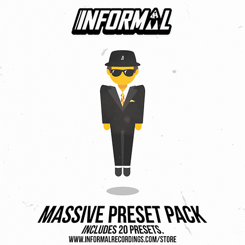 Informal Massive Preset Pack